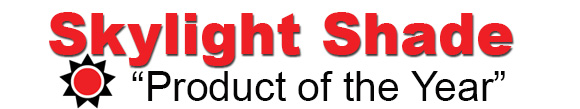 "Skylight Shades & Skylight Blinds ""Skylight Shade of the Year"""
